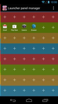 FlipLauncher+ apk screenshot