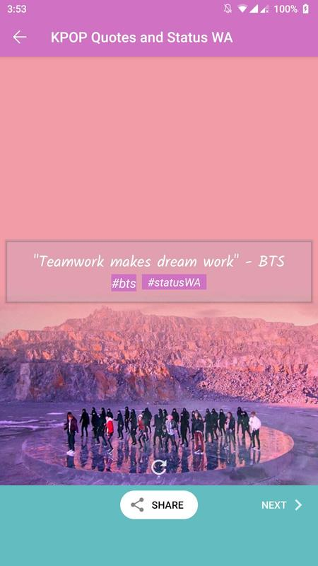 Kpop Quotes Wa And Wallpapers Hd For Android Apk Download