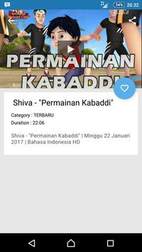 Koleksi Video Shiva apk screenshot