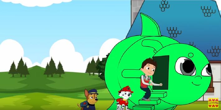Special show AMAZING from PAW funy screenshot 6
