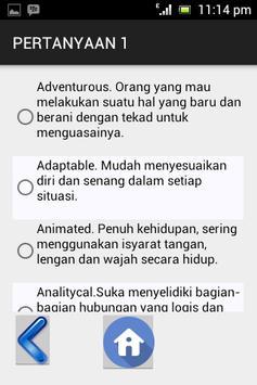 Personality + apk screenshot