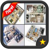 Rencana Rumah dan Lay Out icon