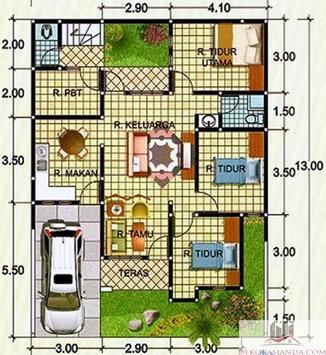 Rencana Rumah dan Lay Out screenshot 3