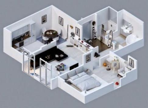 Rencana Rumah dan Lay Out screenshot 1