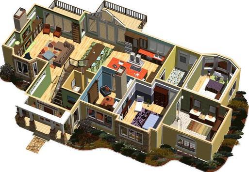 Rencana Rumah dan Lay Out screenshot 2
