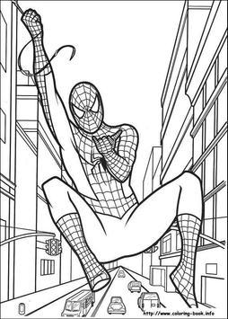 how to draw spiderman apk screenshot