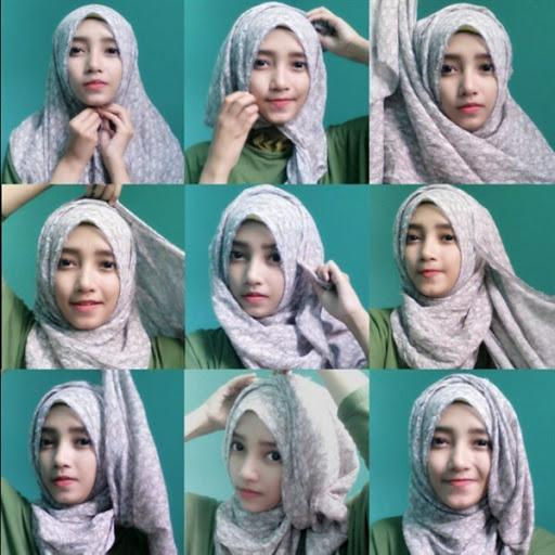 Tutorial Hijab Simple 2017 For Android Apk Download
