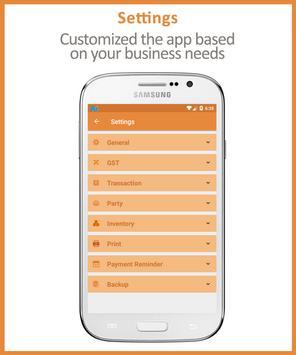 ANDiOS - Accounting, Invoicing, Inventory apk screenshot