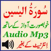 Surat Yaseen Best Mp3 Audio icon