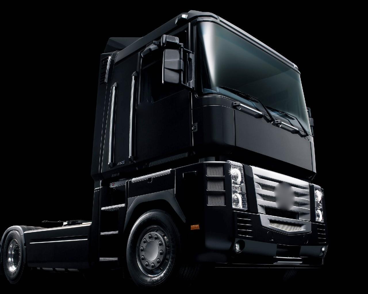 это картинки грузовики рено магнум монеты