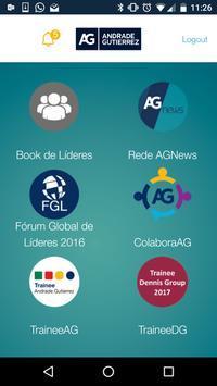 Aplicativo AG poster