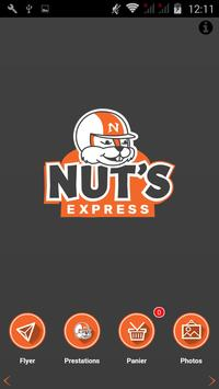 Nut's Express poster