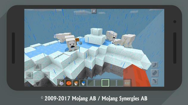 Skyblock Minecraft Map - Survival for MCPE! poster