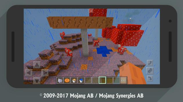 Skyblock Minecraft Map - Survival for MCPE! screenshot 1