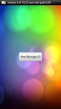 SMS Screen WakeUp poster