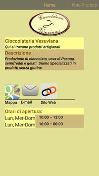 Cioccolateria Vesuviana poster