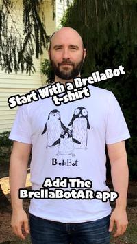 BrellaBot AR poster