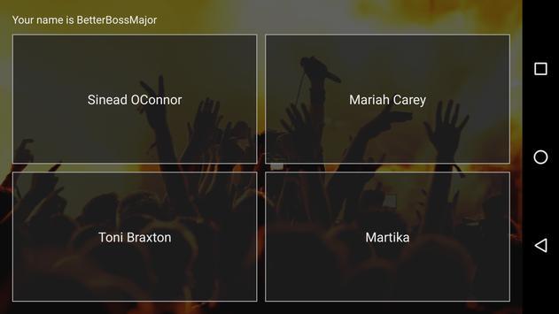 Quiz your Friends on TV apk screenshot