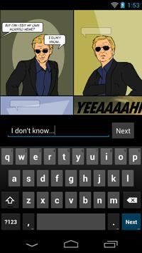 YEEAAH! Horatio CSI apk screenshot