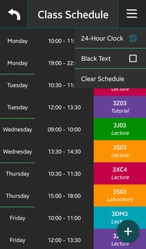 Next Class Widget apk screenshot