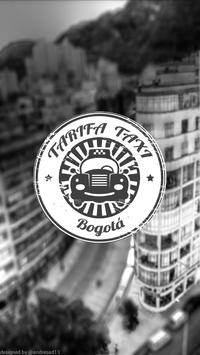 Tarifa Taxi Bogotá poster