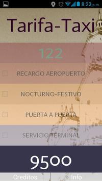 Tarifa Taxi Bogotá screenshot 2