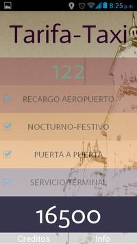 Tarifa Taxi Bogotá screenshot 3