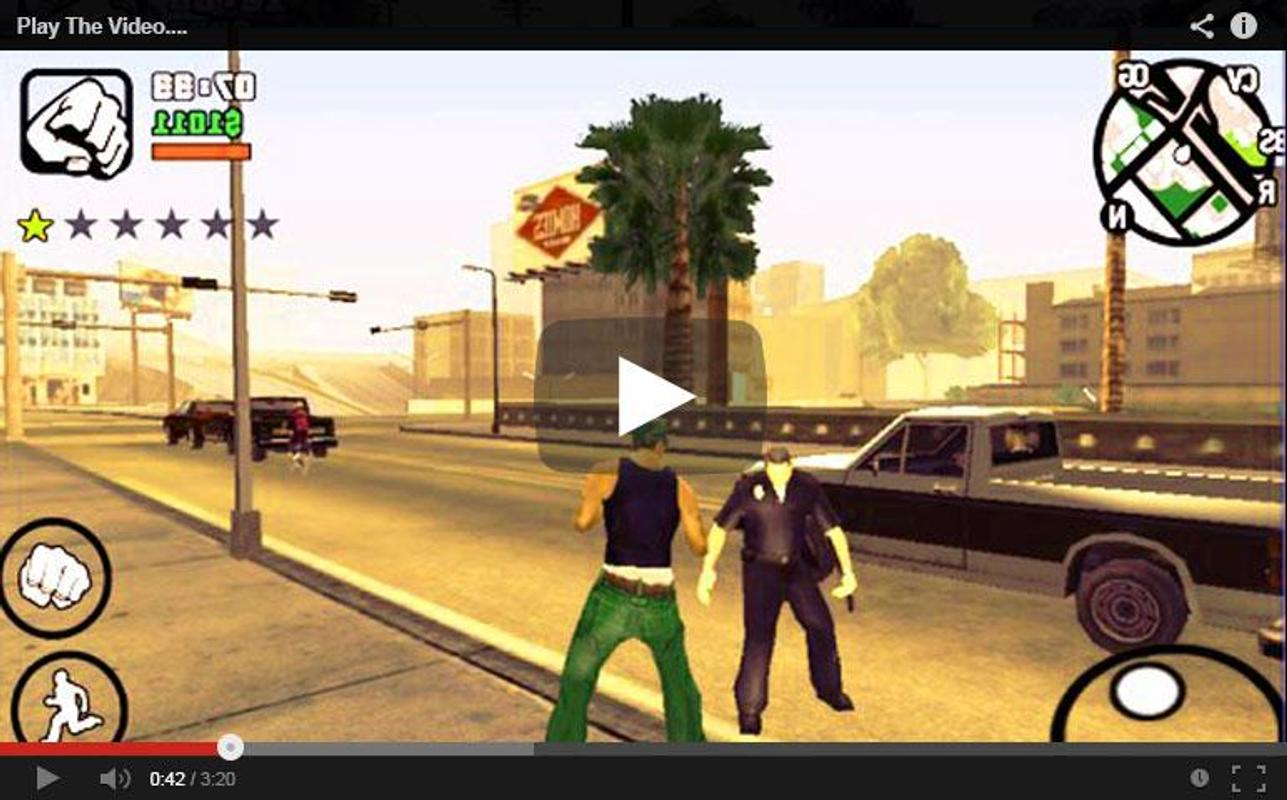 gta san andreas game apk