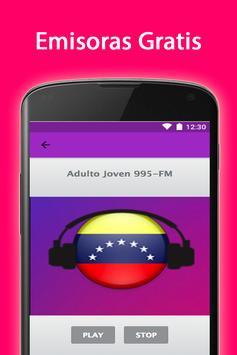 Emisoras Venezuela Online apk screenshot