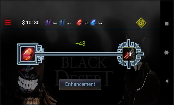Black Desert RNG Simulator for Android - APK Download