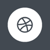 Dribbble Browser icon