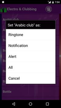 Electro & Clubbing Ringtones screenshot 2