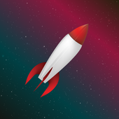 Space Switch Rocket icon