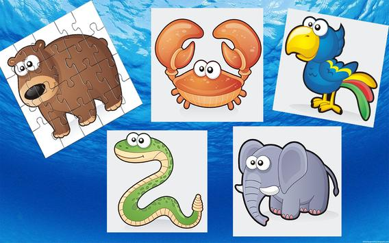Puzzles for kids and toddlers screenshot 5