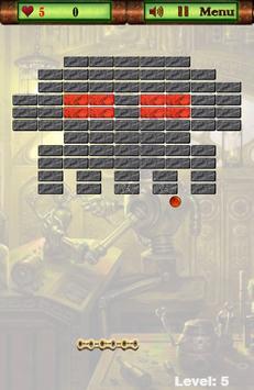 SteamPUNK Arkanoid apk screenshot