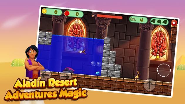 Aladin Desert Adventures Magic screenshot 2
