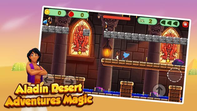Aladin Desert Adventures Magic screenshot 4