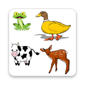 Guess Animal in English icon