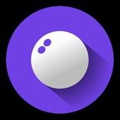 Flat Magic Ball icon