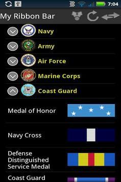 Military Awards apk screenshot