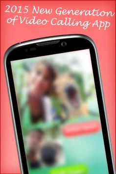Video Calling for Android 2015 screenshot 1