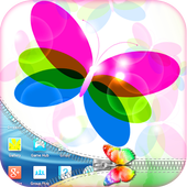 Butterfly Zipper Lock icon