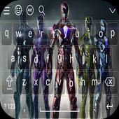 Power Keyboard Rangers icon
