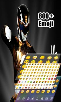 Power Keyboard Rangers apk screenshot