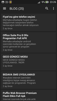 Andro Bilşim Offical screenshot 1