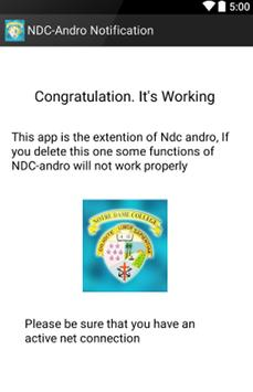 NDC-Andro Extension poster