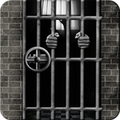 Prison Jail Door Lock icon