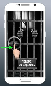Prison Jail Door Lock apk screenshot