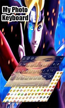 Boruto Keyboard Theme apk screenshot