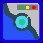 AndroCAD: AndroBench icon